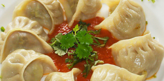 Spicy-Vegetable-Momos-Recipe