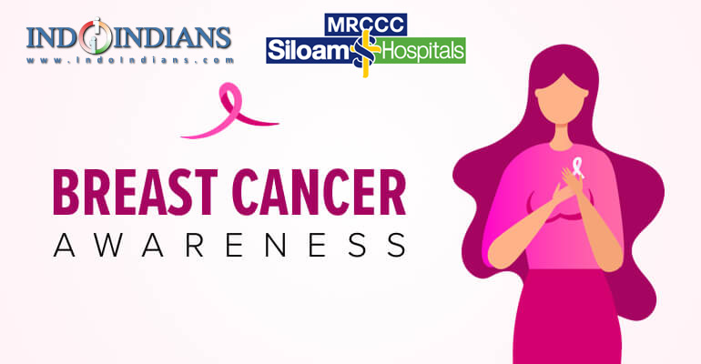 Indoindians Breast Cancer Awareness