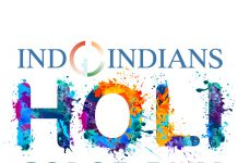 Indoindians Holi color run on 1st March 2020