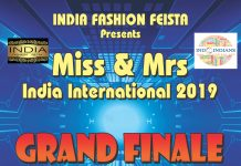 Miss & Mrs India International 2019 General Pass