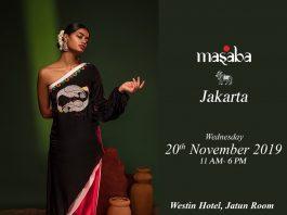 Masaba Jakarta by Indoindians 20th Nov at Westin