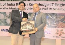 Amol Titus wins Milestone Achievement Award