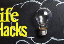 7 Useful Life Hacks to Try