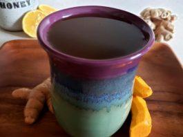 Ayurvedic Ginger Elixir