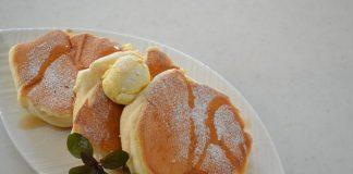 Trending-Food-Fluffy-Japanese-Pancakes