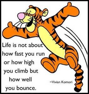 resilience tigger