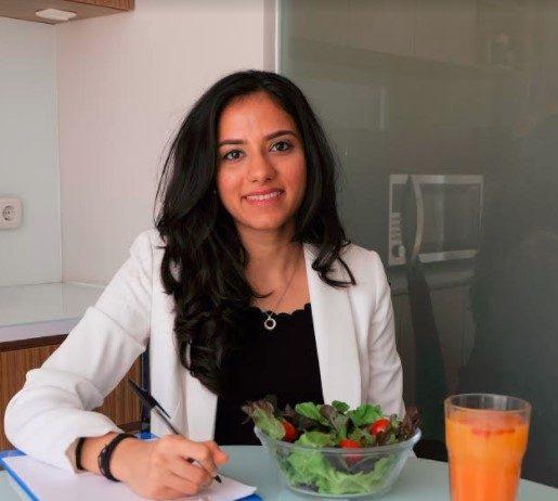 Simran Nanwani Creating Healthier Lives.