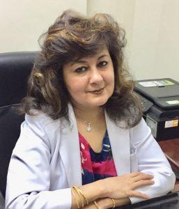 Geeta Seth - dietician and nutritionist