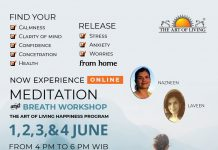 The Art of Happiness Program by AOL Jakarta