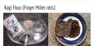 Gluten Free Ragi (Finger Millet) Roti recipe by Monika Singhania