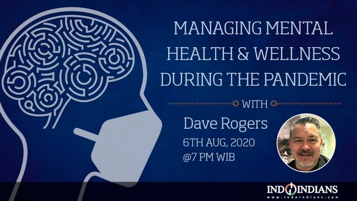 Mental Health and Wellness Event with Dave Rogers