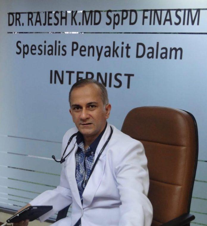 Online Consultation with Dr Rajesh Kalwani - Internist, Hematologist & Oncologist