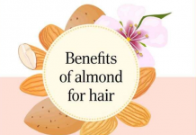 Almond Sesame Natural Hair Mask by Geeta Seth