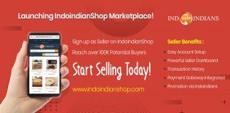 Be a Seller on IndoindianShop Marketplace