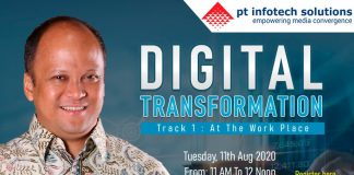 PT Infotech Solutions Online Session - Digital WorkPlace