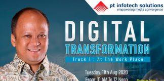 PT Infotech Solutions Online Session - Digital WorkPlace