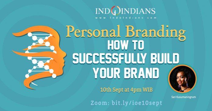 Strategies to Building a Personal Brand with Sari Kusumaningrum