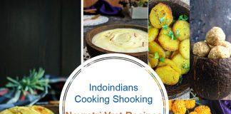 Indoindians Online Event Cooking Shooking Vrat Recipes