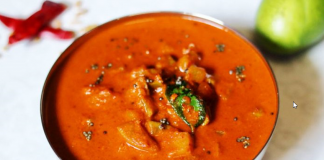 Sweet and Spicy Mango Curry Recipe by Nina Taneja