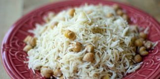 Kamalkakri-Channa-Pulao-Lotus-Stem-and-Garbanzo-Beans-Pilaf-by-Nina-Taneja