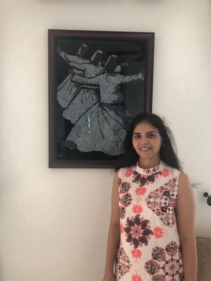 Indoindians Artist Spotlight Jyoti Joshi