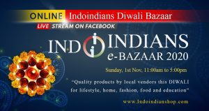 Online Indoindians Diwali Bazaar