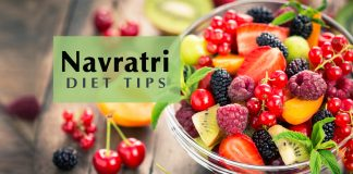 This Navratri feel divine with fasting and correct diet plan by Geeta Seth