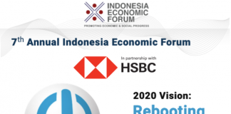 2020 Vision Rebooting Growth Post Covid-19 - 7th Indonesia Economic Forum