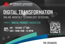 PT Infotech Solutions Digital Transformation Online Sessions Track 4