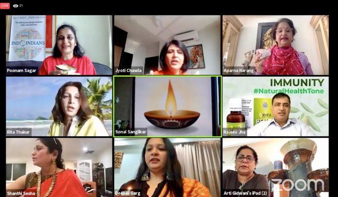 Event-Report-Indoindians-Diwali-eBazaar