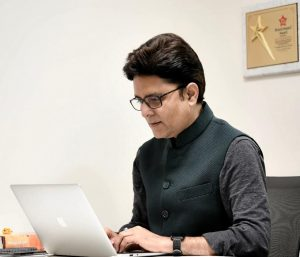 Sundeep Kochar Celebrity Astrologer and Vaastu Consultant