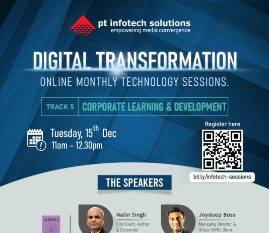 Digital Transformation in Corporate Learning & Development