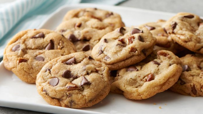 chocolate chip cookies Harshitha Naidu