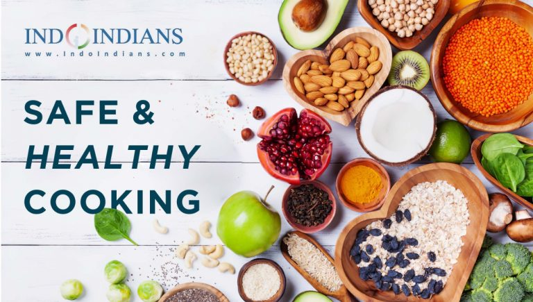 Indoindians Online Event – Safe and Healthy Cooking Shooking Guidelines on 27th Jan from 3.30pm Jkt