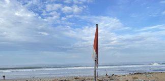 Plastic Trash on Bali Beaches 2021