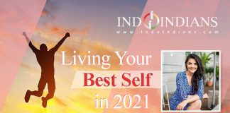 Indoindians Online Event - Living your best self in 2021 with Deepika Mulchandani