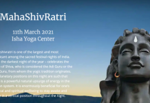 Party with Sadhguru on the Night of Mahashivratri