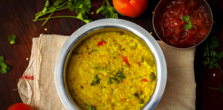 Healthy Porridge for Fasting Time by Vasanthi Ram