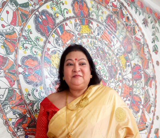 Meet Mrs. Anamika Bharti