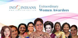 Indoindians Weekly Newsletter: Meet the Indoindians Extraordinary Women Awardees