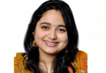 Indoindians Extraordinary Woman Awardee for Social Impact Dr Nivedita Shetty