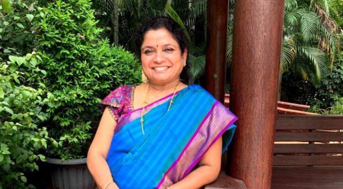 Indoindians Extraordinary Women Awardee for Arts & Culture Shanthi Seshadri