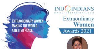 Indoindians Extraordinary Women Awardees 2021