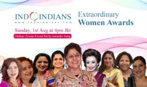 ndoindians Extraordinary Women Awards Ceremony