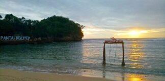 16 Nature Destinations To Visit in Malang: Ngliyep Beach
