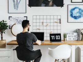 4 Home Office Ideas For A Productive Working Space