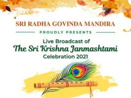 ISKCON Indonesia Sri Krishna Janmashtami 2021