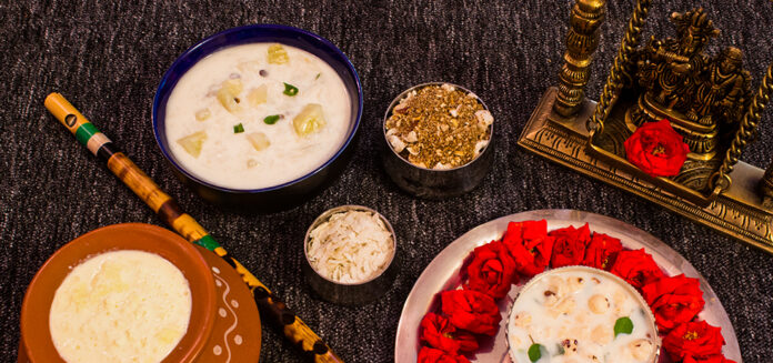 Krishna Janmashatami Prasad Recipes