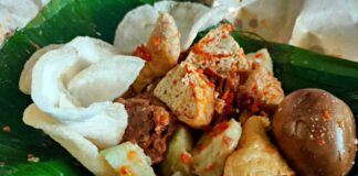 5 Delicious Dishes from Kudus: Lentog Tanjung