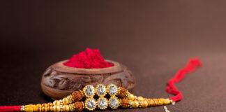 5 Easy Decorating Ideas for Raksha Bandhan: Recycled Rakhi